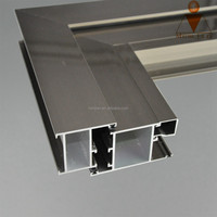 30 years Industrial aluminium profile/clear anodized aluminium profiles /Aluminium extrusion alloy profiles supplier