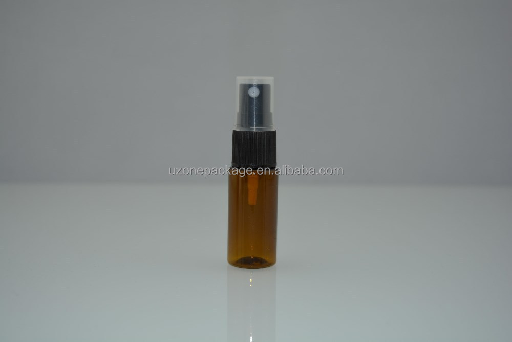 15ml plastic sample bottles with mist sprayer