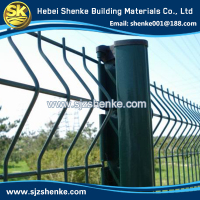 trustworthy china supplier galvanized welded wire fence panels