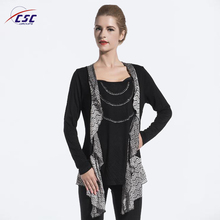 OEM manufacture new fashion long sleeve wholesale tunic blouse tops