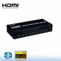 High quality 4Kx2K HDMI Switch/Splitter 2x8 3D