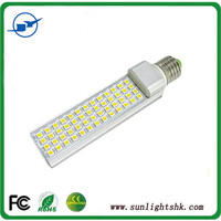 led plug light good quality hot sale 8w 9w 11w g24 G23 E27 led