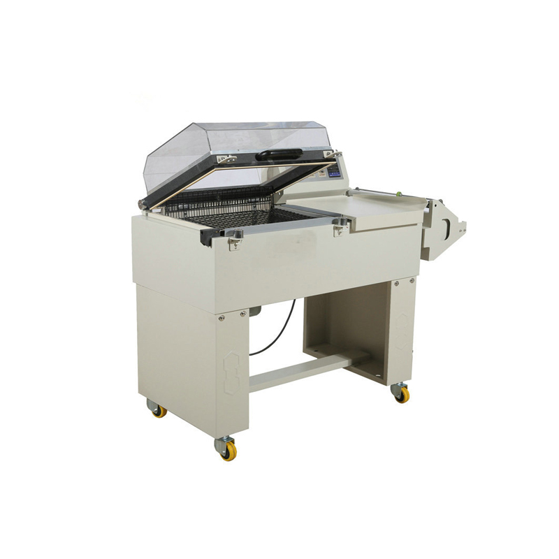 SIGO FM-5540 Shrink Wrap Machine <strong>w</strong>/Integrated Heat Tunnel