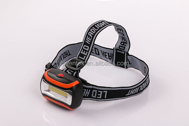 Best COB LED Headlamp For Running Hiking Cycling Hunting Backpacking Reading