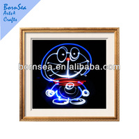 souvenir with cartoon picture wall decoration for school photo frame decoration