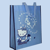 Shanghai Factory hot sale Advertising Nonwoven Bags for shopping with low price