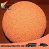 concrete pump orange natural dn125 china supplier schwing tube cleaning ball