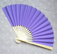 wholesale wedding party favor bamboo fan decoration