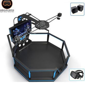 The latest technology 9d vr amusement park equipment virtual reality vr racing simulator