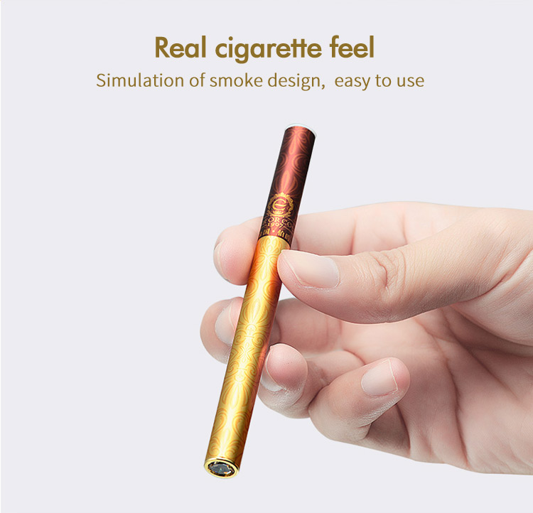 China Factory supplier 500 puffs disposable E shisha pen one time use e vape hookah pen OEM/ODM custom disposable pen