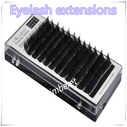 Exclusive Individual Mink Lashes 3D 6D Volume Lash Eyelash Extensions