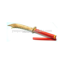Wholesale handmade toys wooden sword for sale