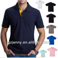 chinese wholesale high quality slim fit polo t-shirt