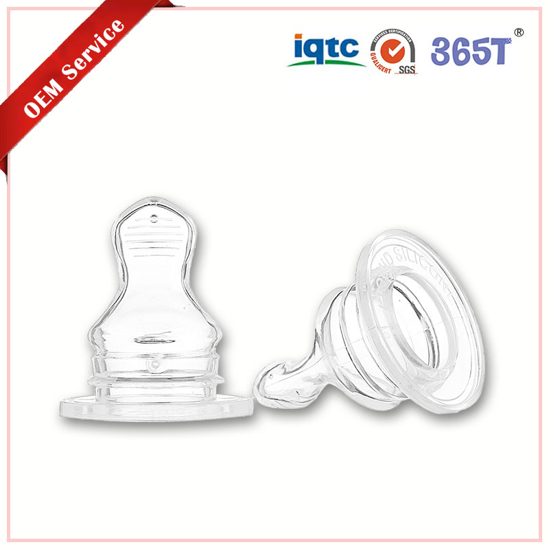 365T Eco-friendly BPA-free baby pacifier holder