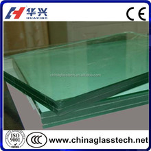 High Strength Safety Custom Cut Tempered Glass for a Cabinet