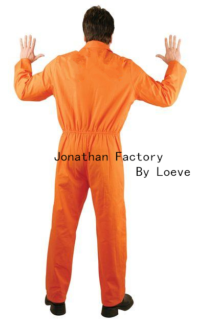 Longevity Prison uniform