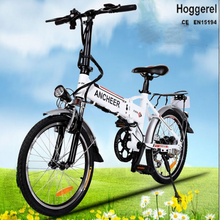 wholesale folding bike electric 36V 250W motor with al alloy frame and li-ion battery