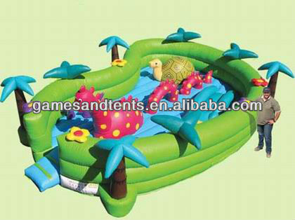 inflatable bouncing castle house China manufacturer A1074
