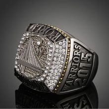 2015 Hot Sale New Fashion Customized Jewelry World Famous Basketball Playoff Championship Men Ring