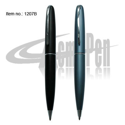 Aluminium Pen Computer Thread finish Parker style refill Rotating action Ballpoint Pen Metal High Quality Promotional Ball Pen