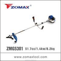nylon trimmers 52cc ZMG5301 brush cutter bc520 with heavy duty