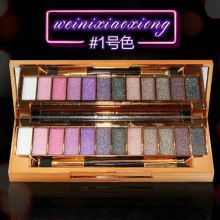 Wholesale Private label Eyeshadow Palette 12 color makeup Palette for Women