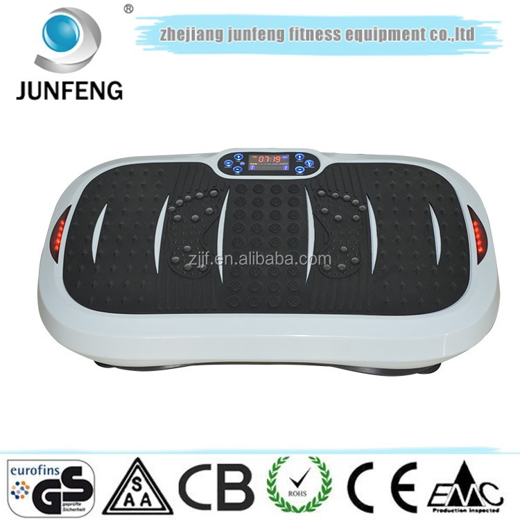 2016 New Design Indoor Crazy Fit Massage/ Vibration Plate
