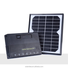 Hot sale cheap price for 12v led lights lighting off-grid small 5 watt sun energy power home solar kit