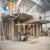 High temperature industrial furnace for ceramic