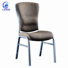 High Class Hotel Chairs Furniture Custom Fabric Color Banquet Dinging Chair