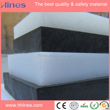 professional black plastic hdpe sheet with credit guarantee