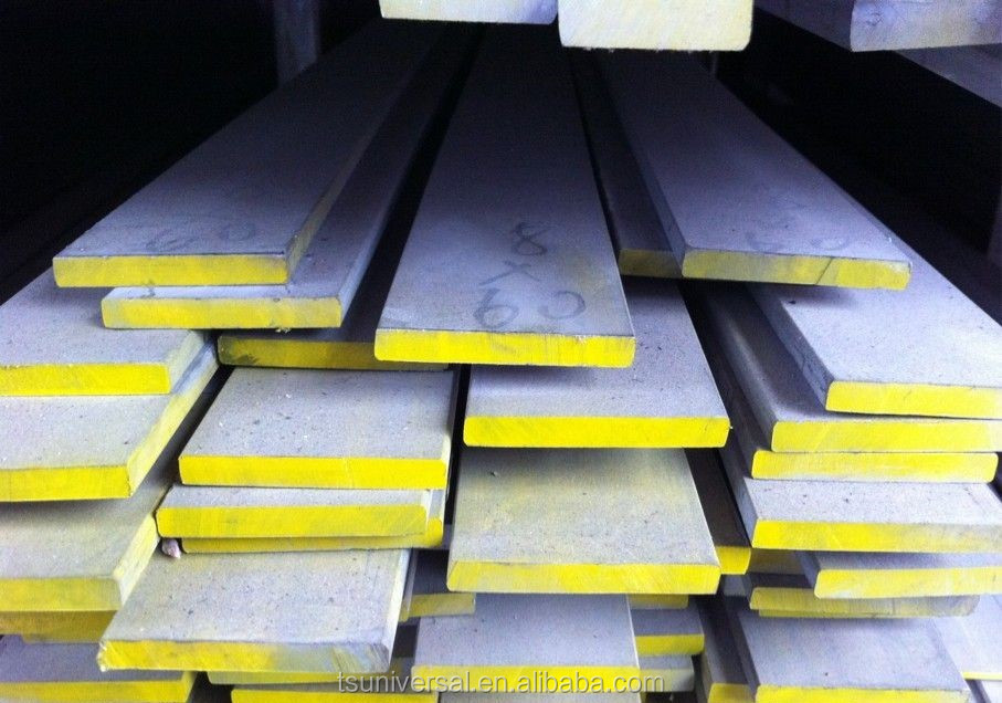 q235 high tensile strength of hot rolled mild steel flat bars