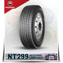2017 Neoterra Brand Top Quality Truck Tire 295/75R22.5 In China