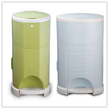 round shape indoor and outdoor dustbin/mini trash can/waste bin