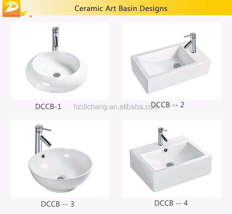 Casa de banho de Luxo Usados Estilo Clássico Banheiro Arte Bacia
