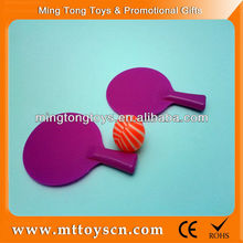 Customize your design racket plastic ping pong ball