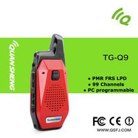 Quansheng TG-Q9 analog radio with fixed antenna pmr446 0.5w
