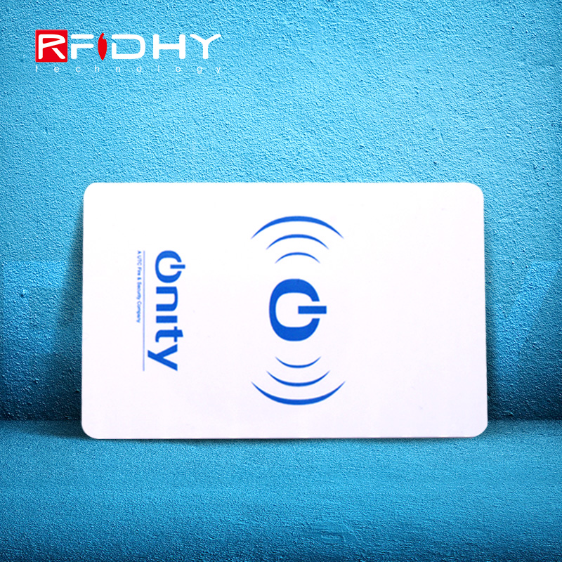CR80 Writable Custom Printed MIFARE(R) 1K Card