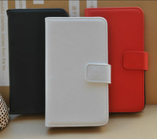 Mix colors Luxury Leather Wallet flip case cover for htc desire eye