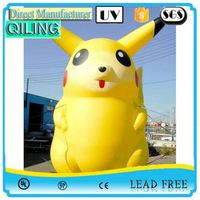 Customize huge cheap inflatable product model for advertising