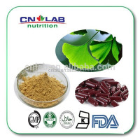 GMPc Nutritional Supplement 120mg Ginkgo Biloba Capsule