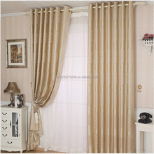 Latest Window Designs Hot Selling Luxury European Style curtains for the living room