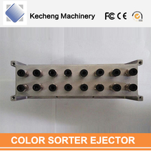 Vegetable processing machinery Color Sorter /Colour separator ejector valves