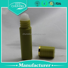 nice roller balls plastic cosmetic 5ml empty plastic bottles on sale
