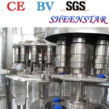 PET water bottle sealing equipment
