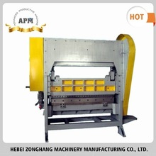 APM-6.3 Expanded Metal Mesh Machine and Perforated steel sheet making machine