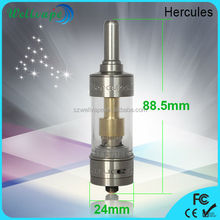 Hot selling sub ohm Hercules atomizer gravity e cigarette evolution