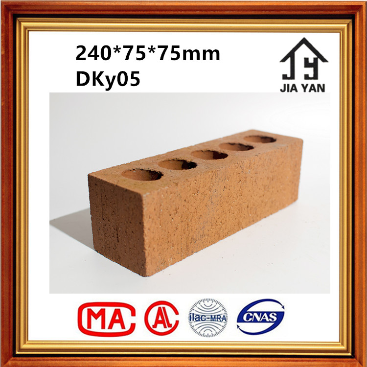 Sintered clay hollow brick for wholesale