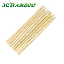 barbecue bamboo sticks bbq bamboo Material bamboo skewer with custom logo