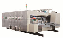 High Speed Corrugated Box Making Flexo Printer Slotter